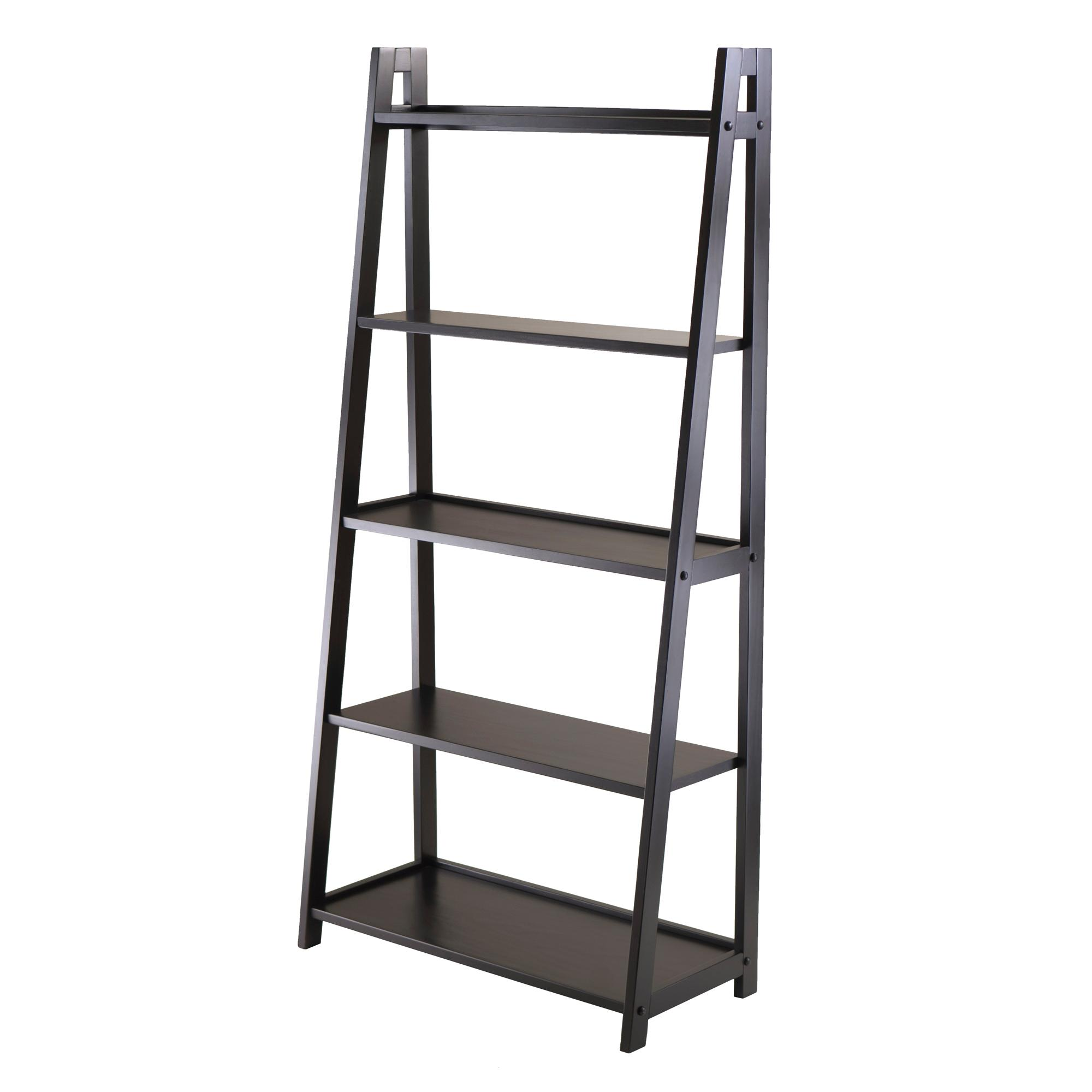 Amazon.com: Winsome Adam 5-Tier A-Frame Shelf: Kitchen & Dining