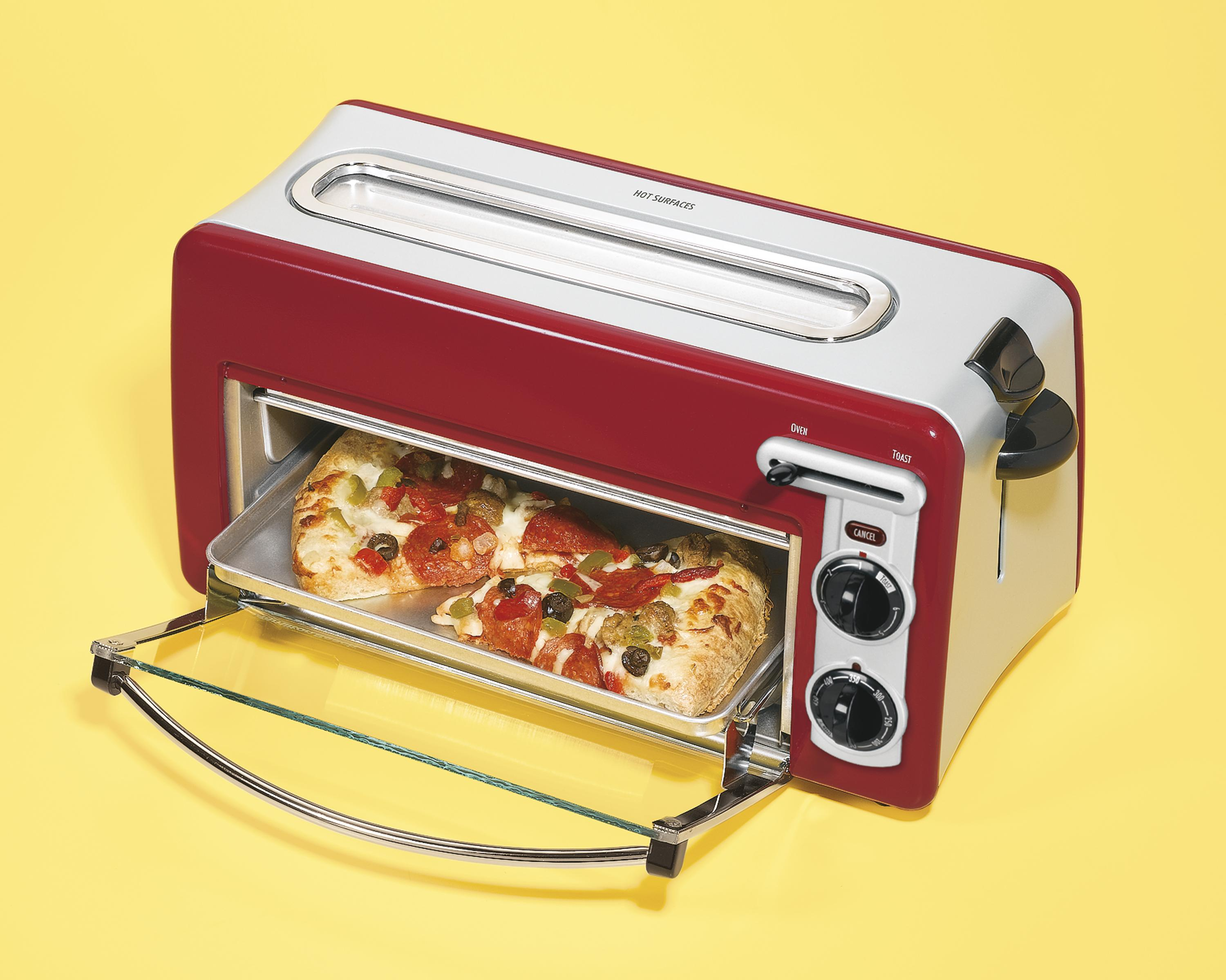 Amazon Com Hamilton Beach Toastation Oven With 2 Slice