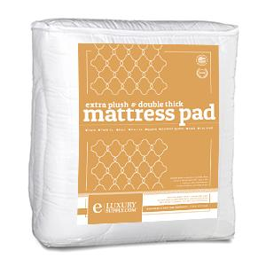 double thick mattress topper