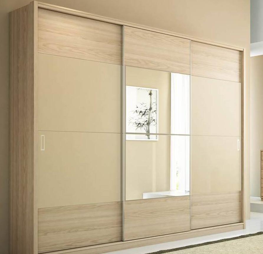 Amazon.com: Manhattan Comfort Hudson 3-Door Wardrobe