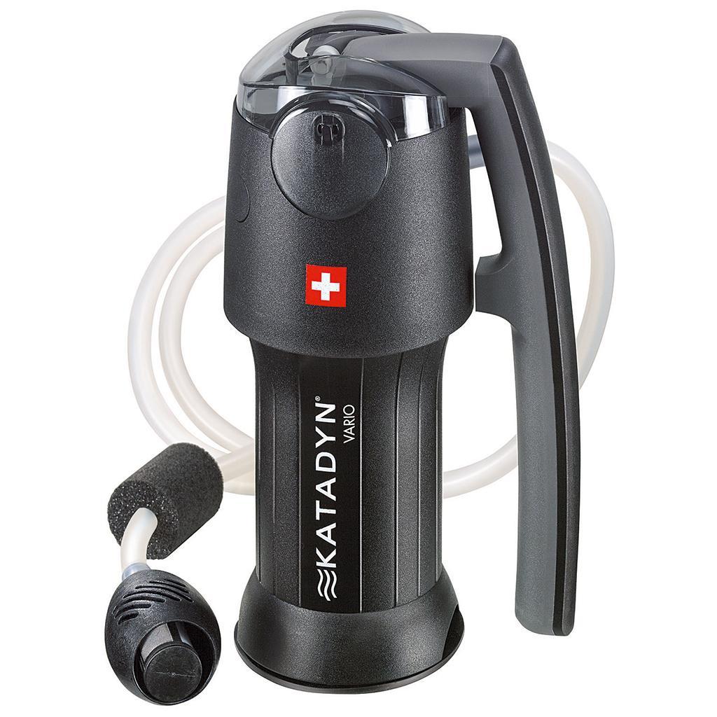Katadyn Vario Water Filter Amazon.com : Katadyn Pocket Water Microfilter : Camping ...