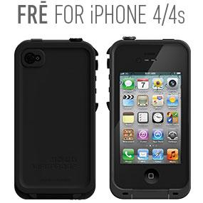 iphone 4s cases lifeproof lifeproof fre iphone 4 4s waterproof 8073