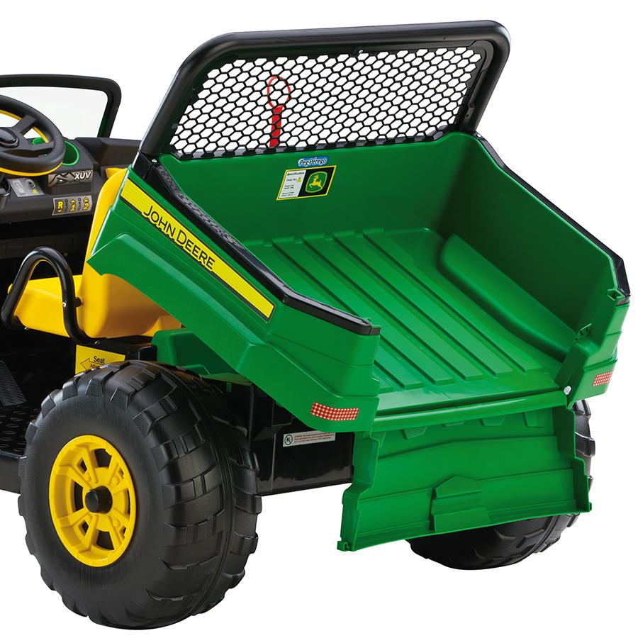 peg perego john deere gator xuv green toys. Black Bedroom Furniture Sets. Home Design Ideas