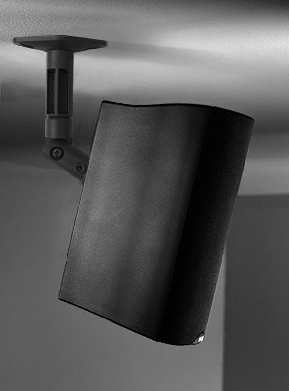 Amazon Com Siig Ce Mt0b12 S1 Mounts For Satellite Speaker