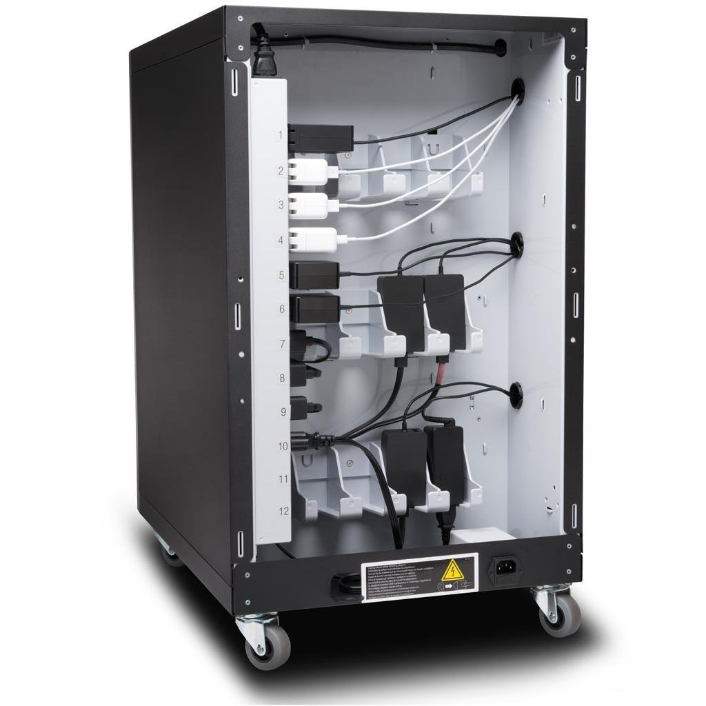 Kensington Ac12 Security Charging Cabinet For Tablets