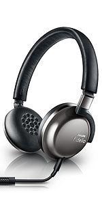 F1/27 Fidelio Headphones with Mic