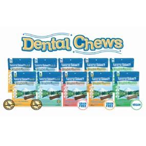 dental dog treats for dog teeth cleaning