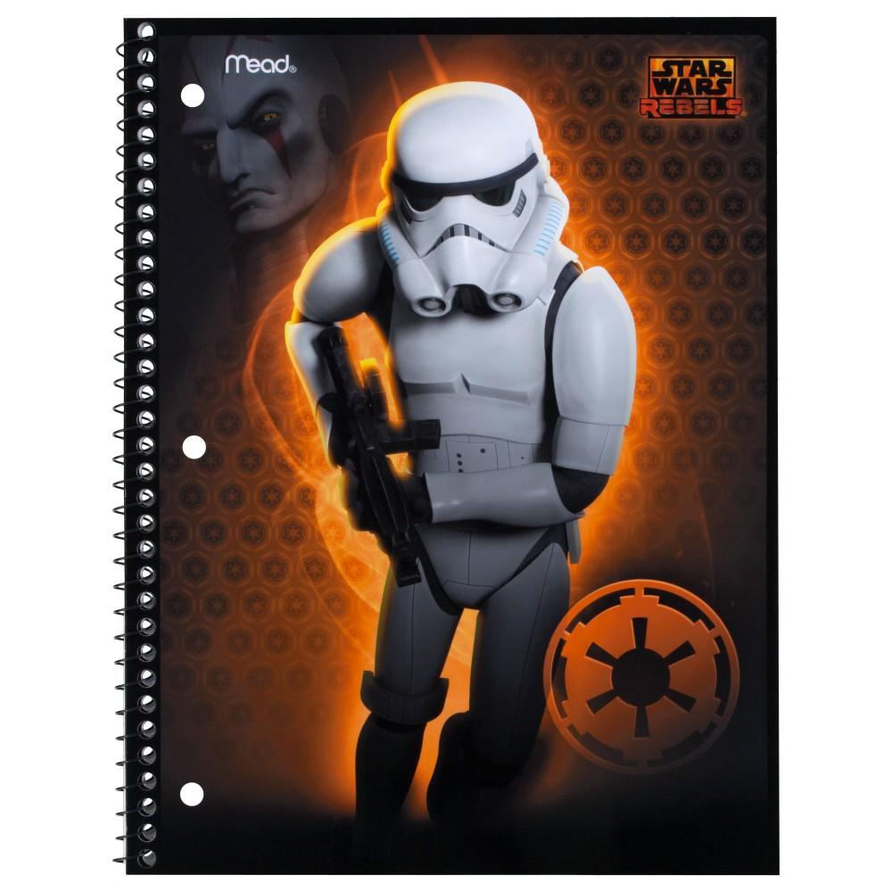 Amazon.com : Star Wars Rebels Notebooks By Mead, 1 Subject