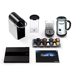 Key Features Of Nespresso Pixie Espresso Maker with Aeroccino plus Milk Frother