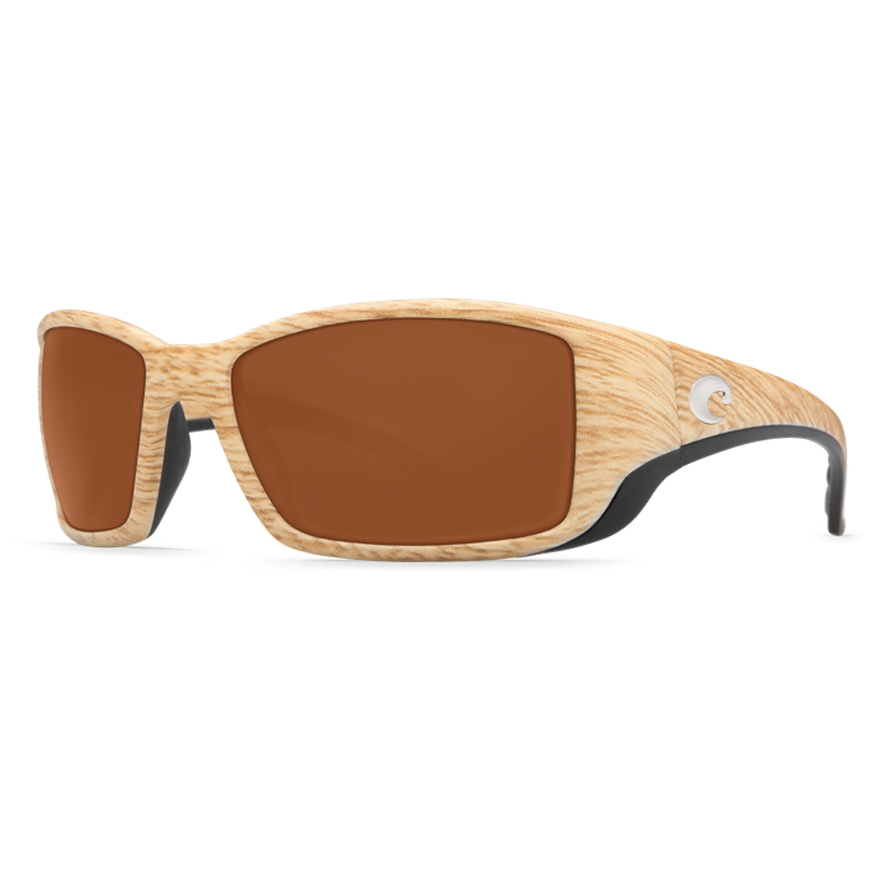ef4c92d1f6a5 Amazon.com: Costa Del Mar Blackfin Sunglasses: Sports & Outdoors
