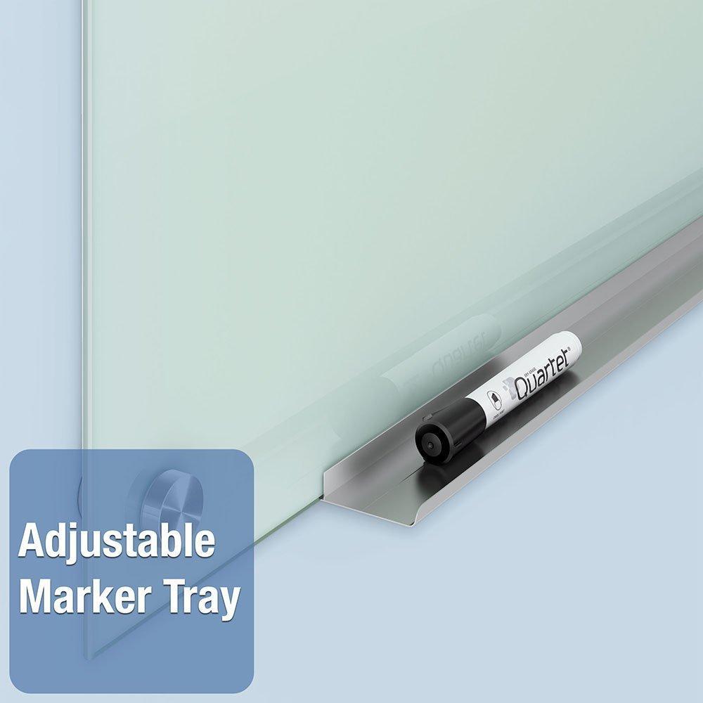 Amazon.com : Quartet Glass Dry Erase Board, Whiteboard