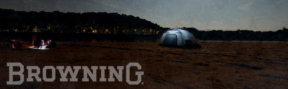 Amazon Com Browning Camping Big Horn Family Hunting Tent