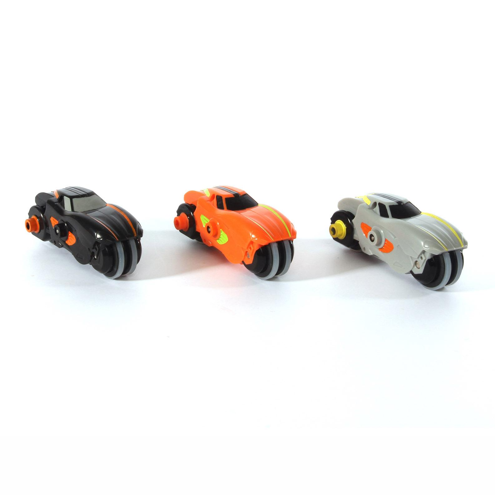 Amazon.com: Blip Toys Street Shots Triple Shot Blaster