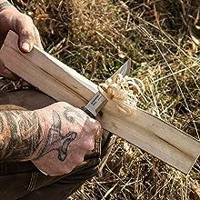 stainless steel knife;hunting knife;survival knife;emergency prep;outdoor knife