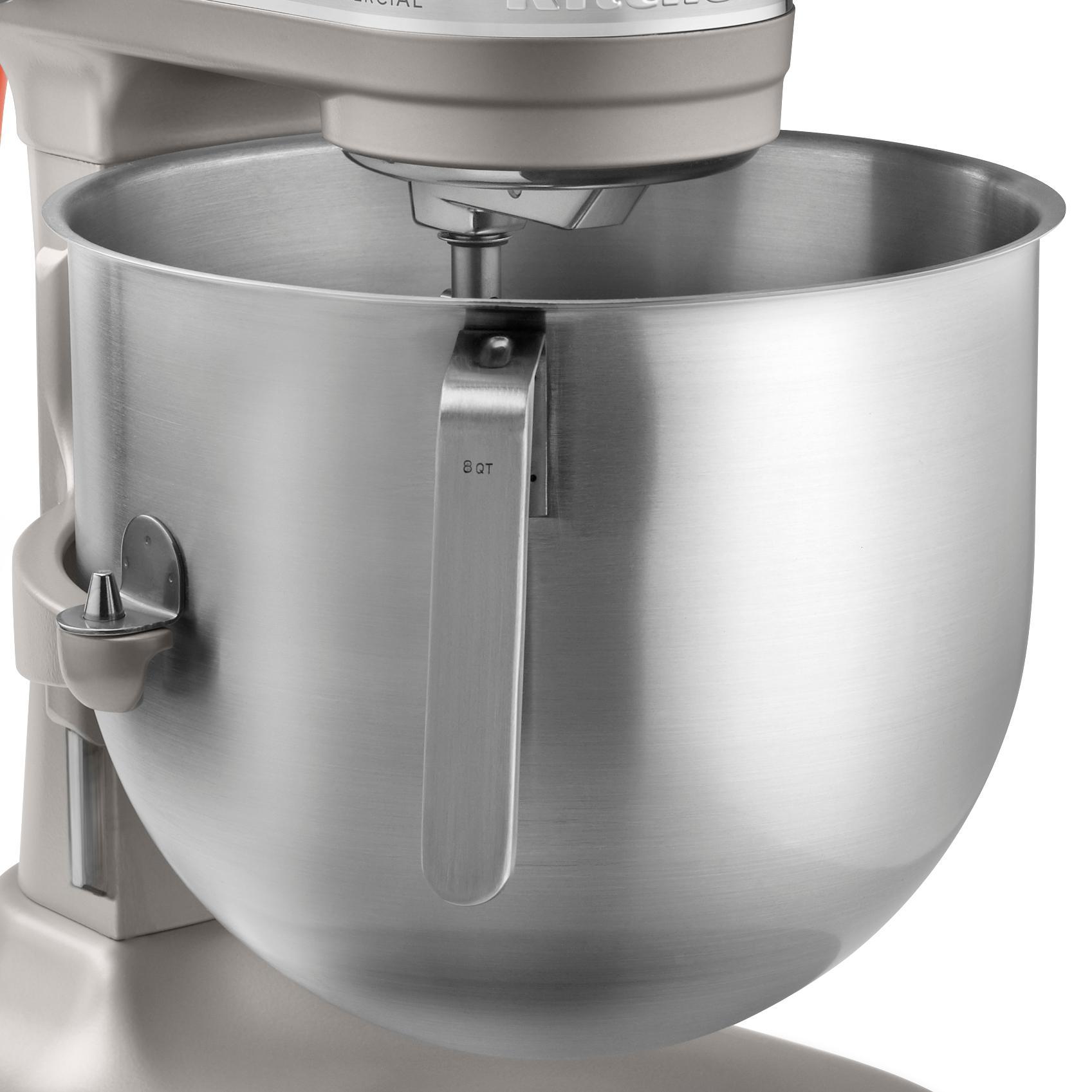 Amazon Com Kitchenaid Ksm8990np 8 Quart Stand Mixer