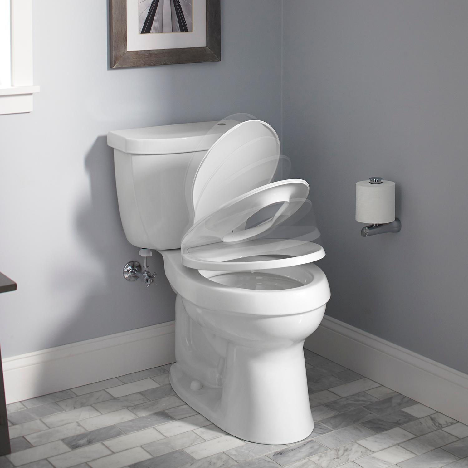 Fabulous Kohler K 2599 47 Transitions Nightlight Quiet Close With Grip Tight Elongated Toilet Seat Almond Onthecornerstone Fun Painted Chair Ideas Images Onthecornerstoneorg