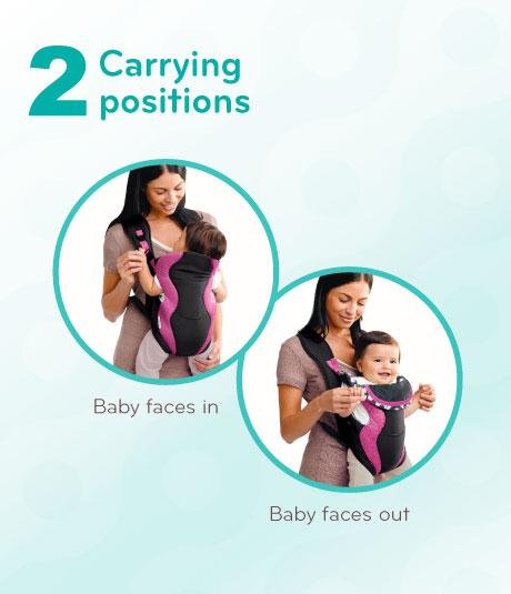 e68edd89721 Evenflo Breathable Soft Carrier