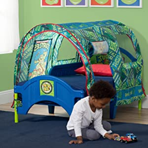 Amazon Com Delta Children Toddler Tent Bed Disney
