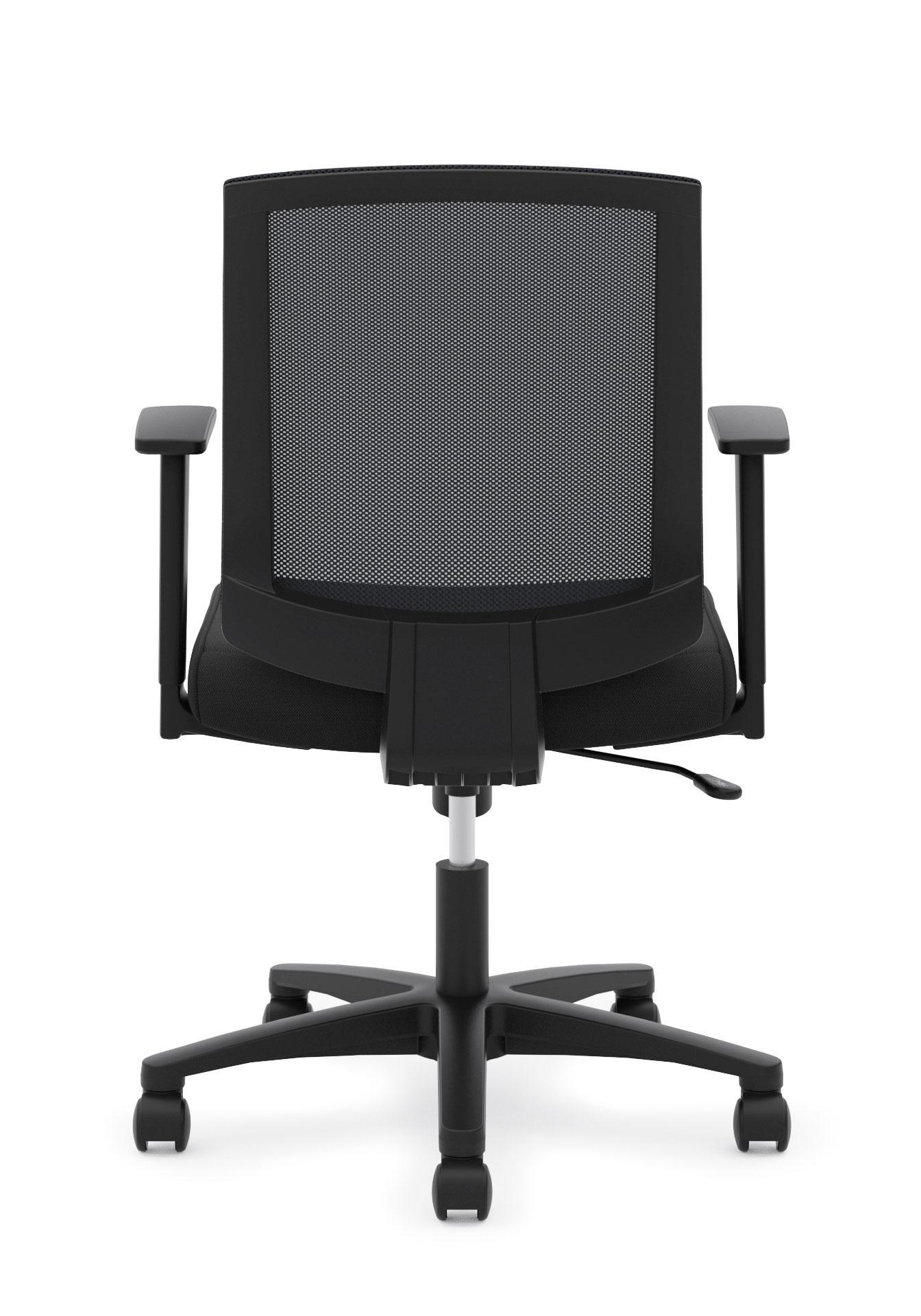 amazon com hon torch mesh task chair mid back office