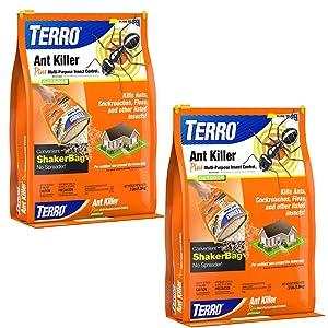 TERRO Outdoor Ant Killer - 2 Pack