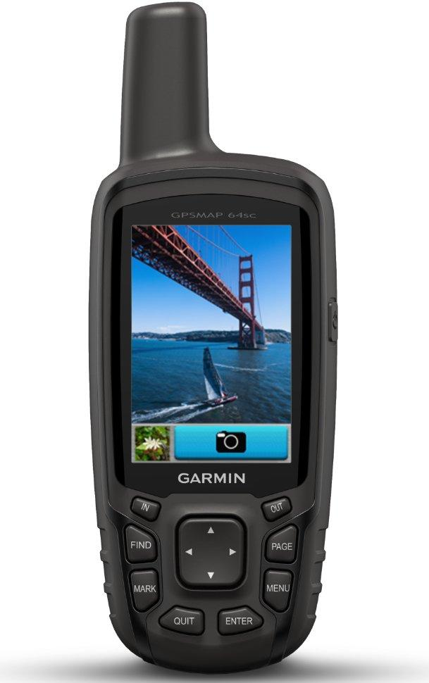 Amazon.com: Garmin GPSMAP 64SC: Cell Phones & Accessories