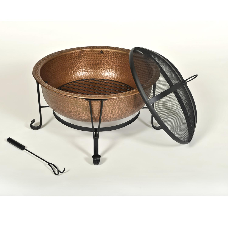 Amazon.com : CobraCo FTCOPVINT-C Vintage Copper Fire Pit