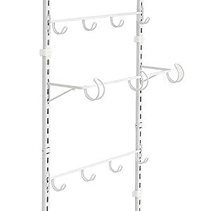 Amazon.com: ClosetMaid - Organizador de pared y puerta ...