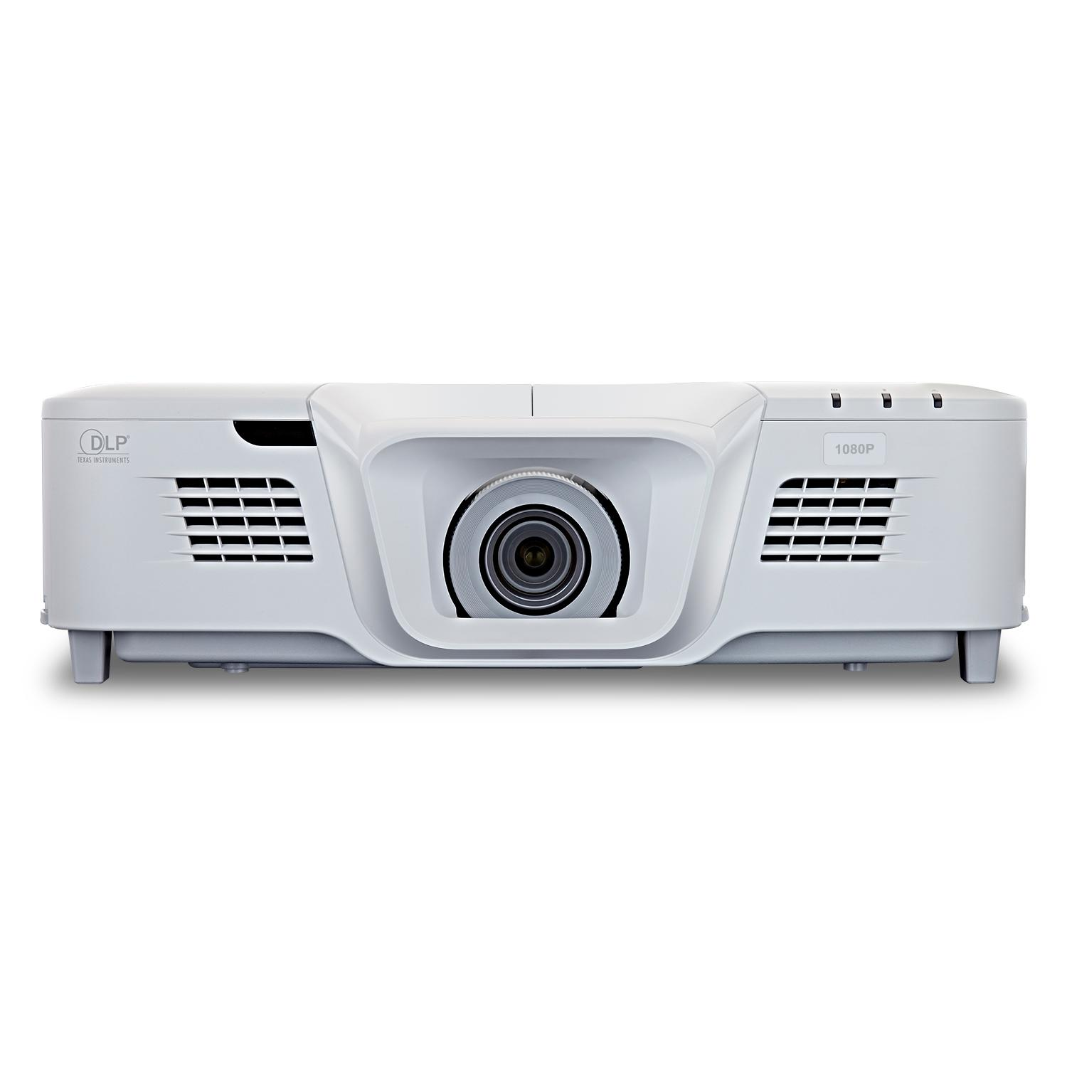 Viewsonic 5200 lumens 1080p hdmi lens shift projector for Hd projector amazon