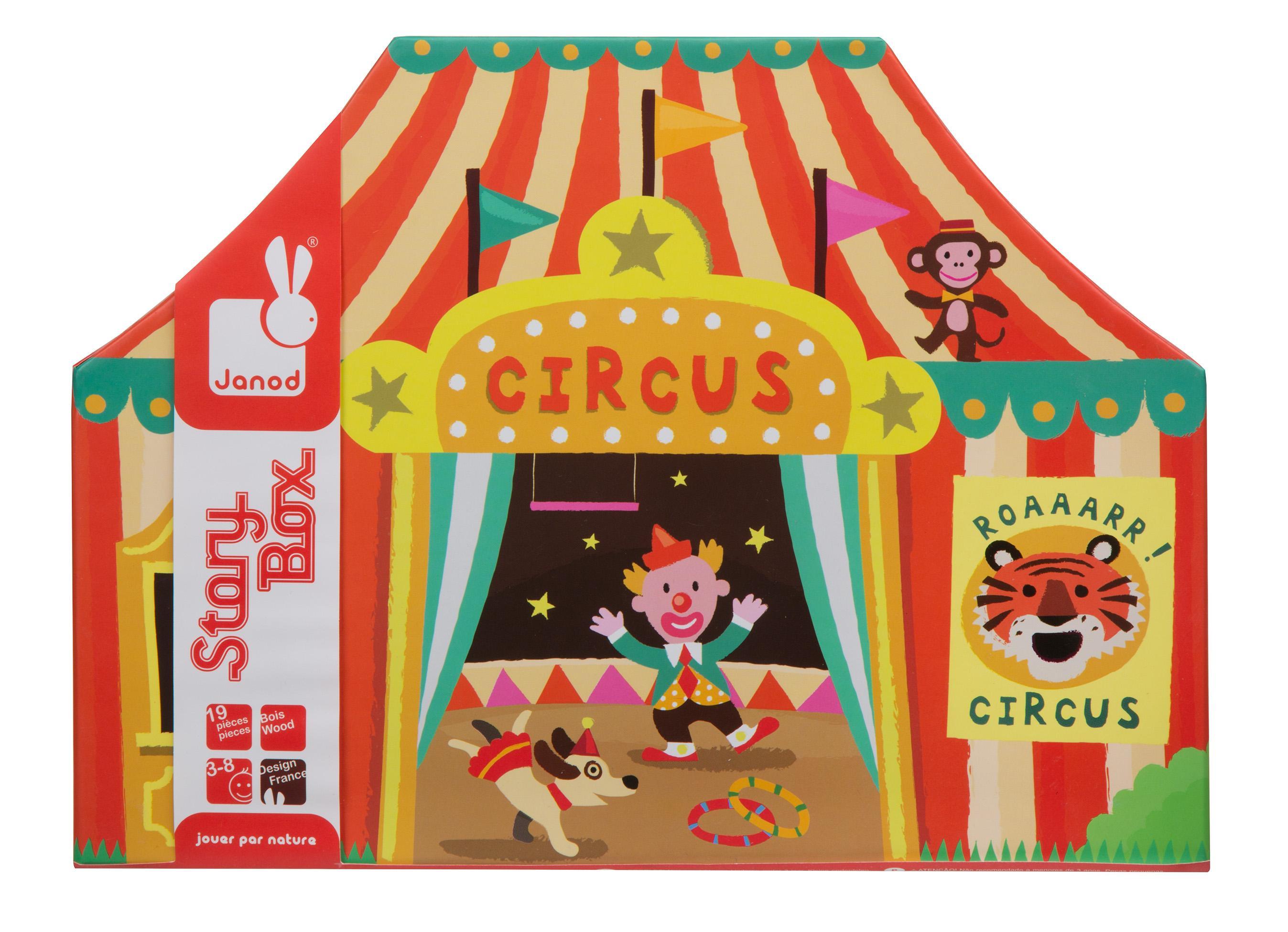 aa201adb-0d44-443a-83c6-3ca5ba59c271.jpg._CB291251870__SR285285_.jpg  sc 1 st  Amazon.com & Amazon.com: Janod Story Box Circus: Toys u0026 Games