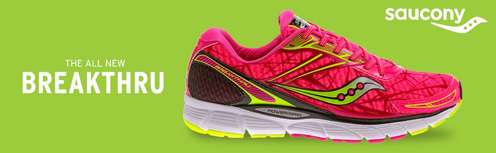 Acquistare breakthru saucony Economici> OFF32% scontate
