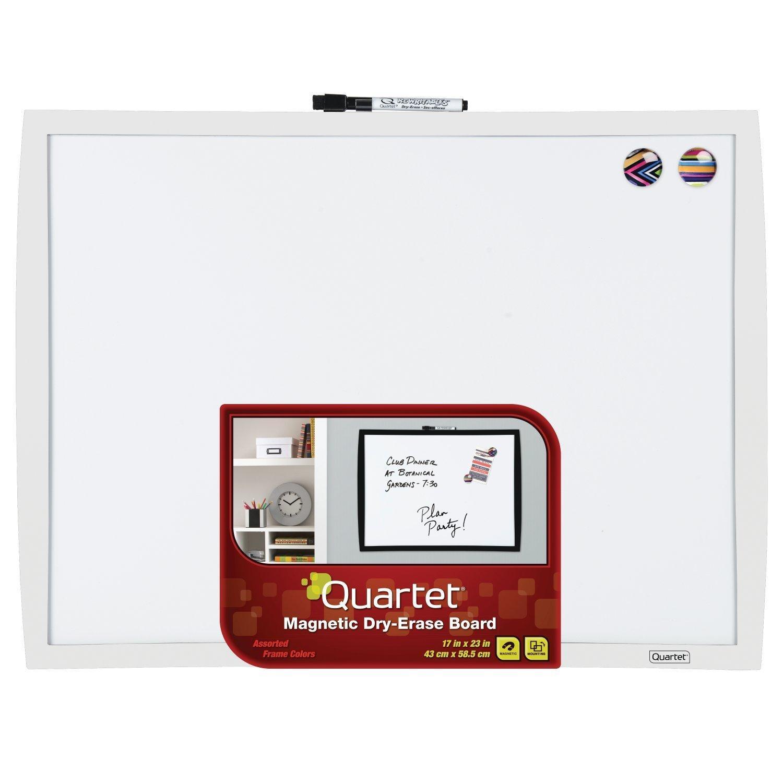 Amazon.com : Quartet Magnetic Dry-Erase Board, 17\