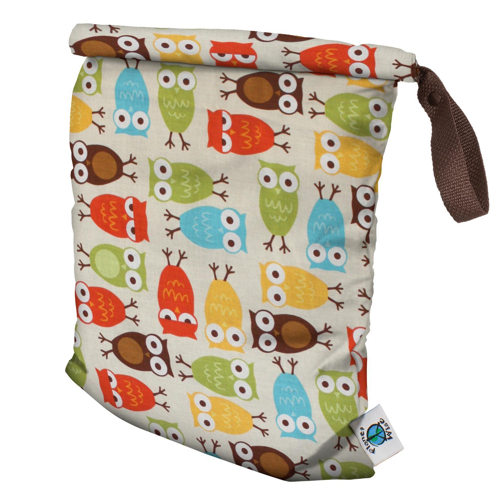 planet wise roll down wet diaper bag black. Black Bedroom Furniture Sets. Home Design Ideas