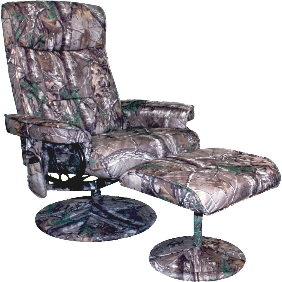 Camo Lounge Chair: Amazon.com: Relaxzen Leisure Recliner Chair With 8-Motor
