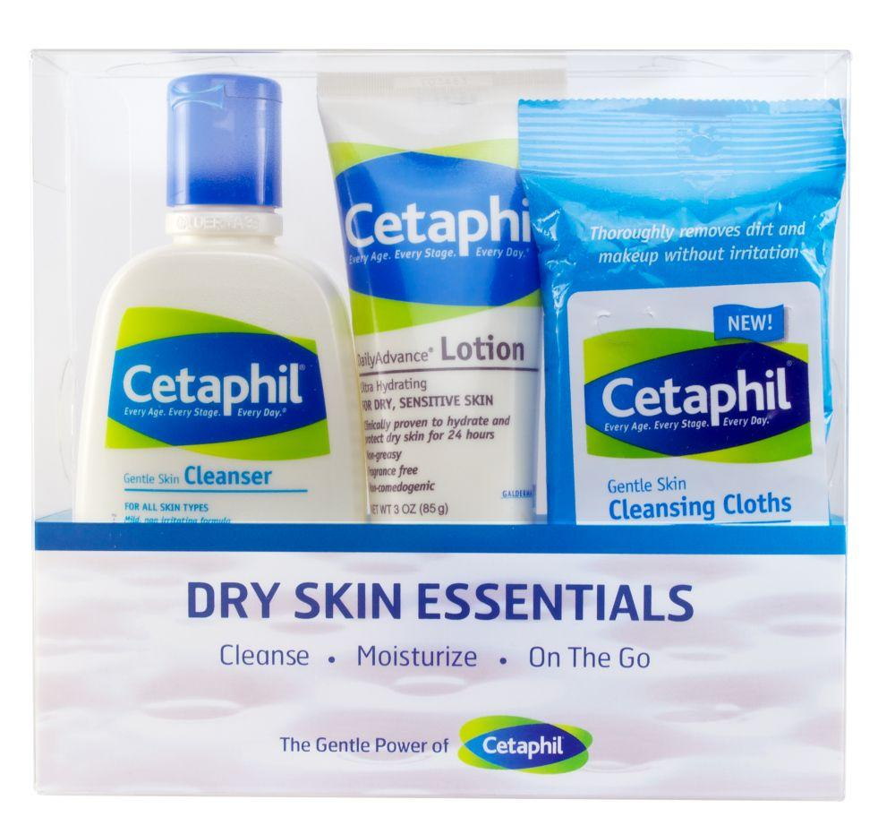 cetaphil cleanser for dry skin