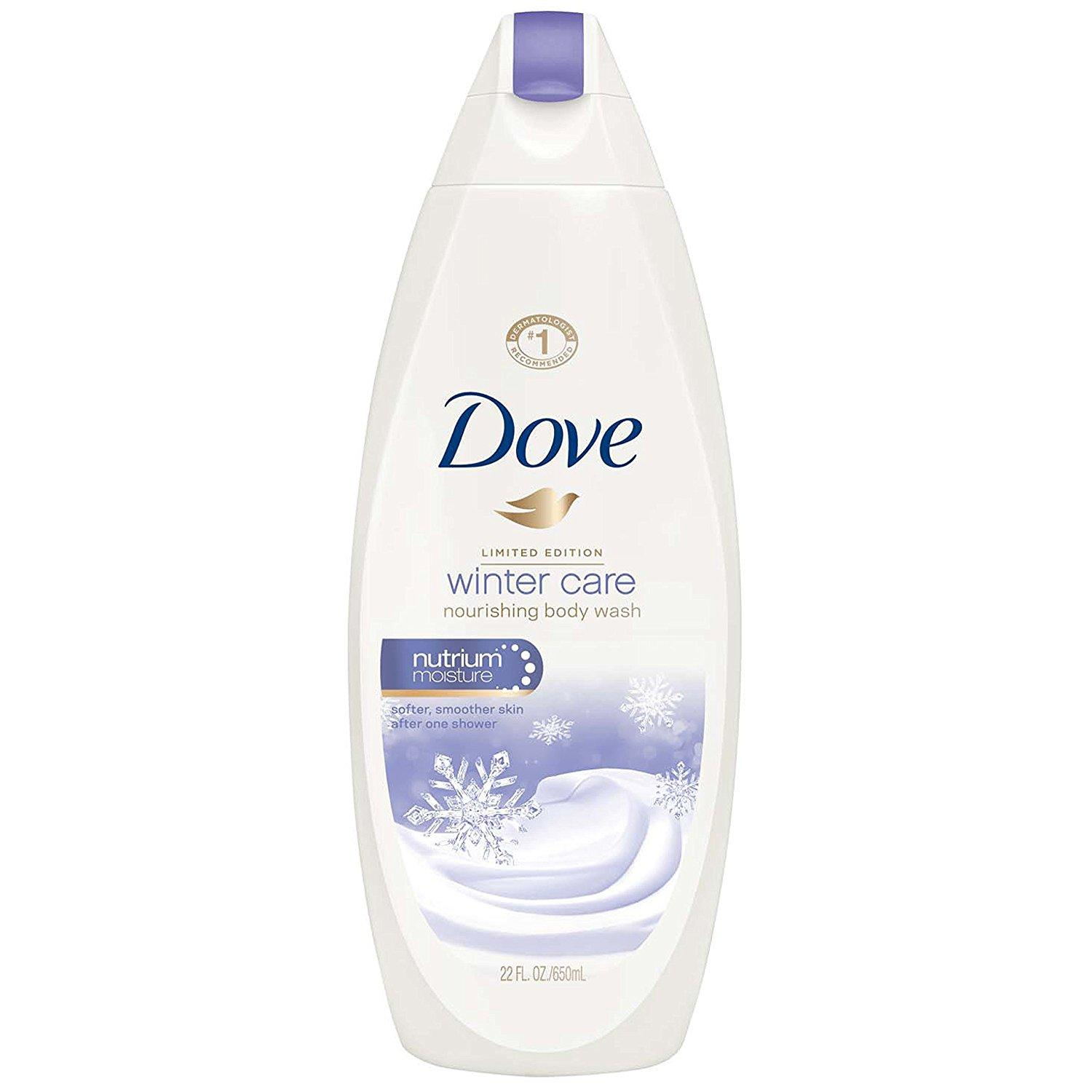 Amazon.com : Dove Body Wash, Winter Care 22 Oz, 4 Count