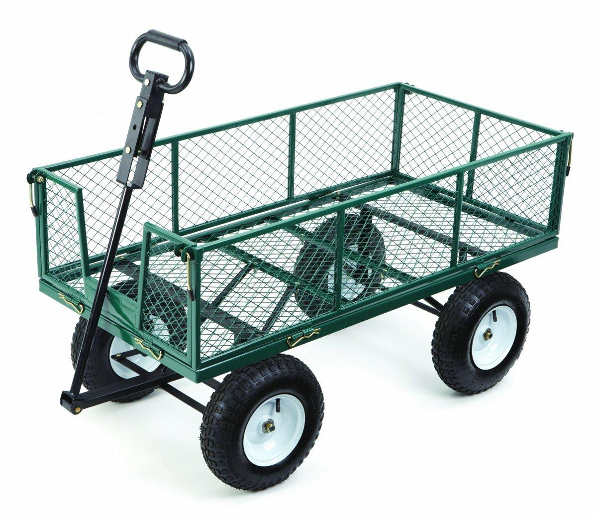 Factory Utility Cart: Amazon.com : Farm & Ranch MH2121D Heavy-Duty Steel Utility