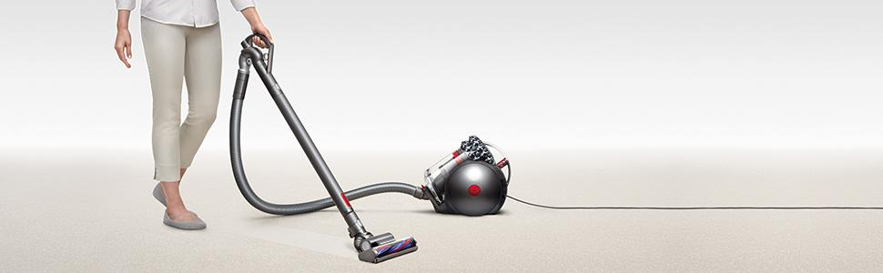 Amazon Com Dyson Cinetic Big Ball Animal Canister Vacuum