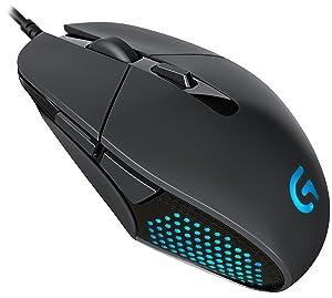 ce164a4a0c8 Amazon.com: Logitech G302 Daedalus Prime MOBA Gaming Mouse ...