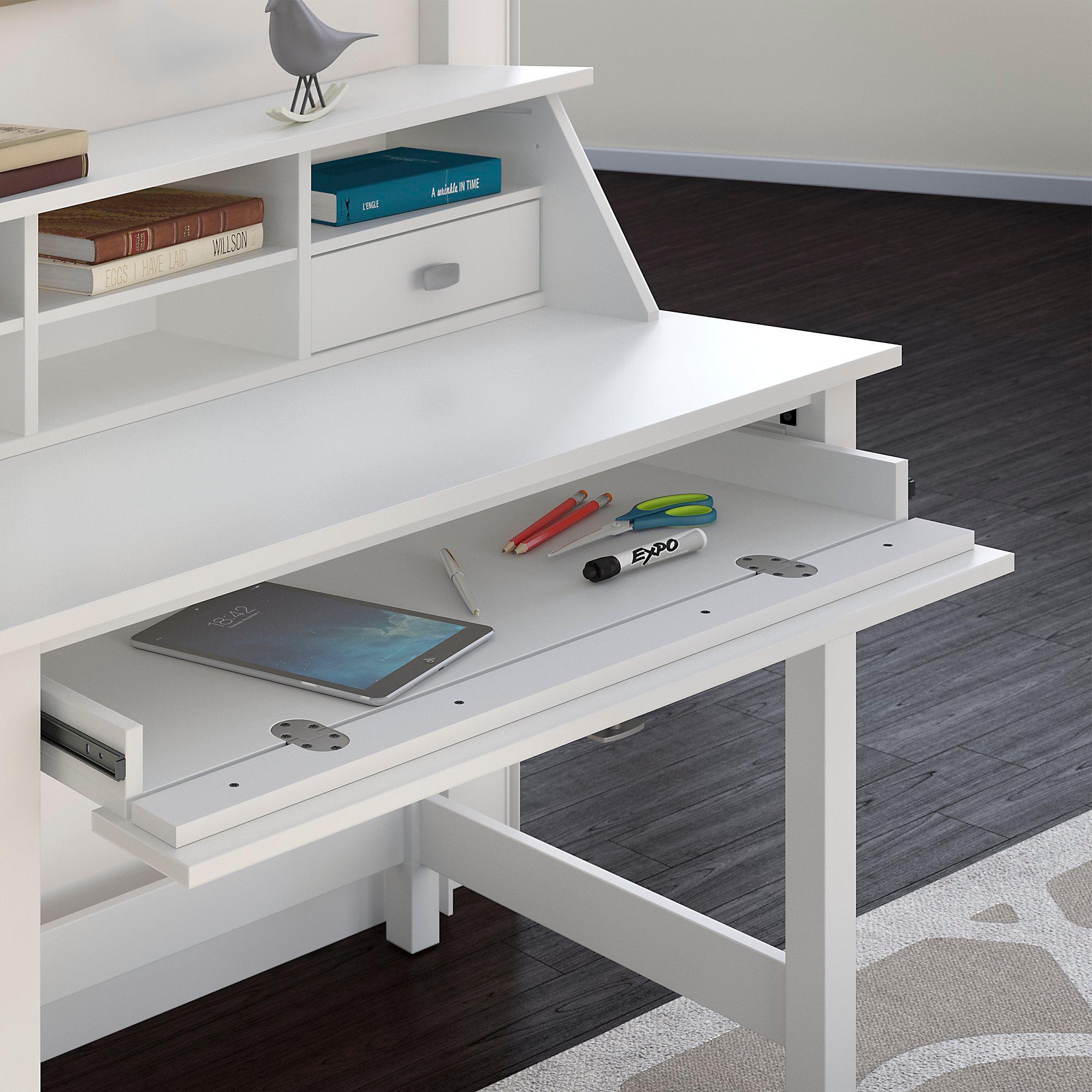 Amazon.com: Bush Furniture Broadview 6 Cube Storage