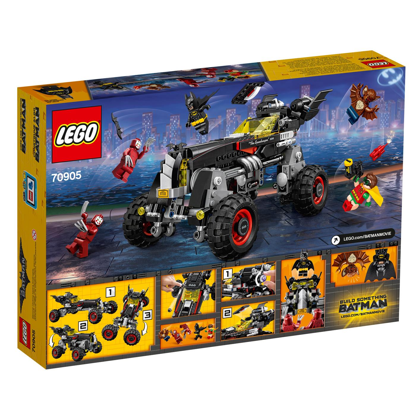 lego batman movie the batmobile 70905 building. Black Bedroom Furniture Sets. Home Design Ideas