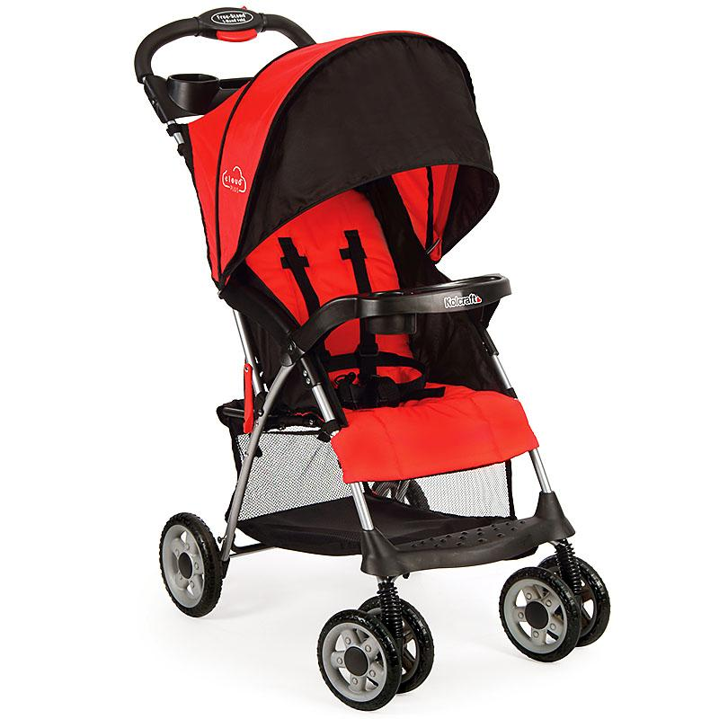 Amazon Com Kolcraft Cloud Plus Lightweight Stroller