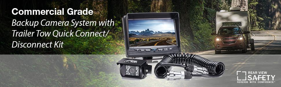 Amazon Com Rear View Safety Rvs 770613 213 Backup Camera