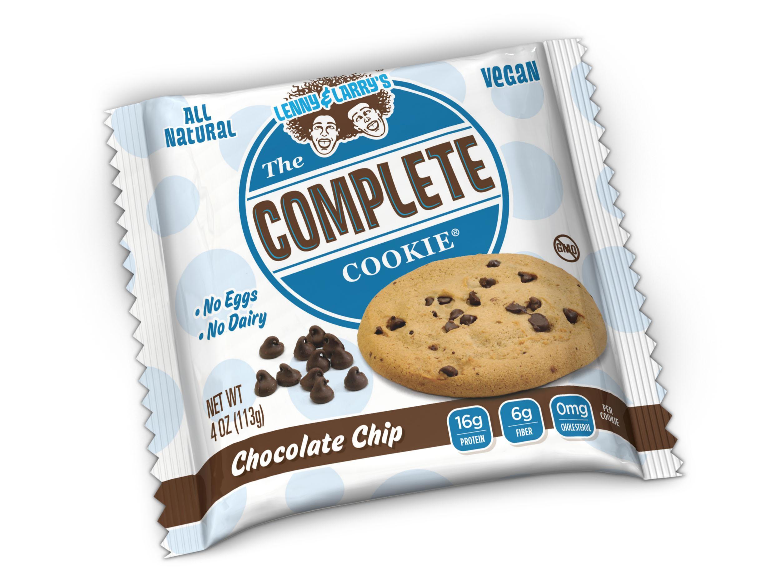 Amazon.com: Lenny & Larry's The Complete Cookie, Lemon