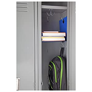 Amazon Com Five Star Locker Accessories Locker Shelf