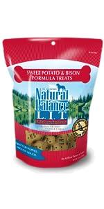 bison sweet potato limited ingredient dog treats