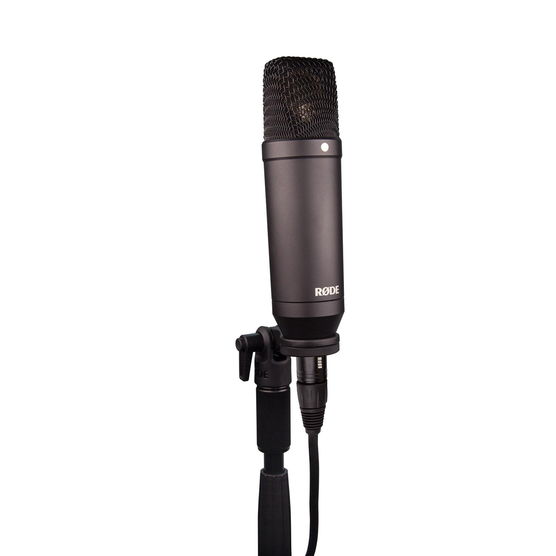 Amazon.com: Rode NT1 Condenser Microphone Cardioid ...