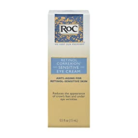 RoC Retinol Correxion - Sensitive Eye Cream - Hero Image