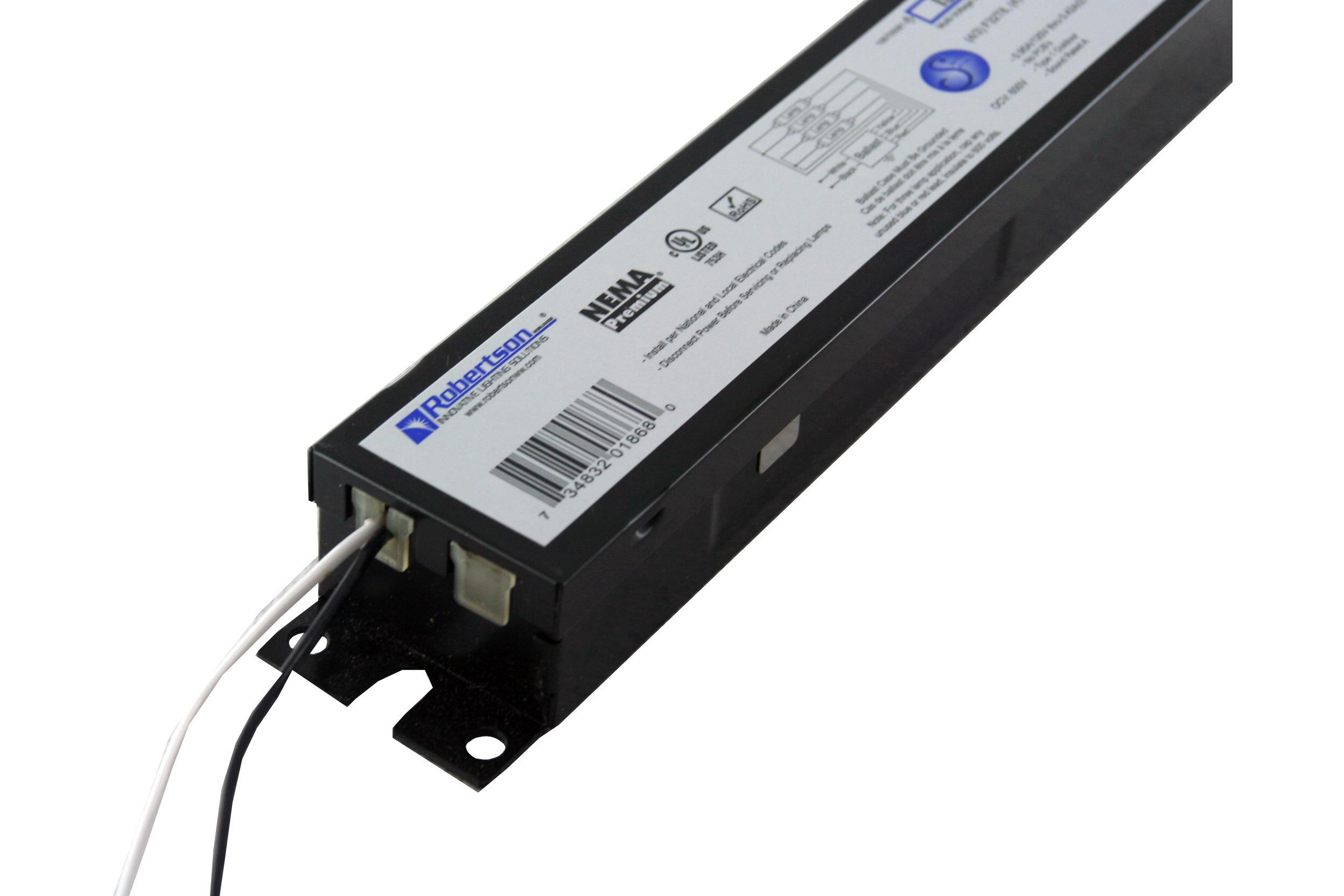 Robertson Worldwide Isl432t8hemv Ah 3p20160 120 277 Vac 50 60 Hz 3 Lamp Ballast Wiring Diagram Sku Packaging Unit Quantity