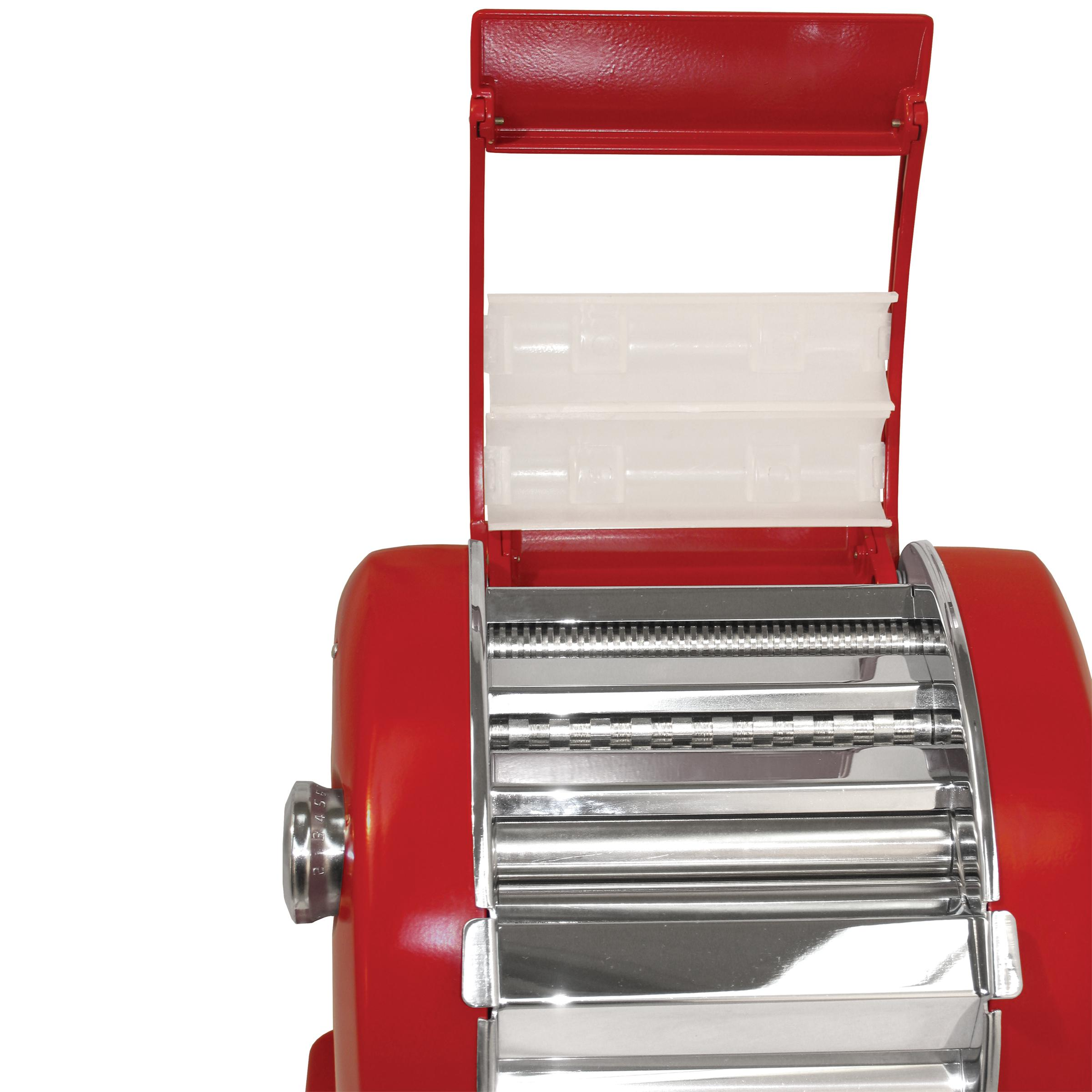 pasta machine kitchenaid