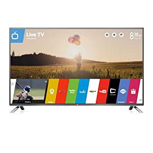 Smart TV Gets Simple and Fun with webOS – LB7200 Series